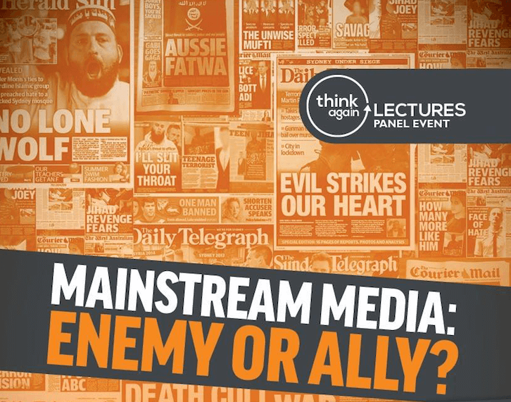 Mainstream Media:Enemy or Ally