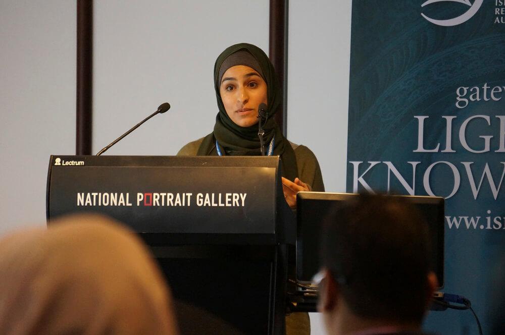 Speaker: Mehal Krayem.