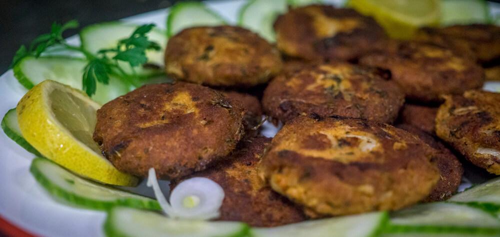 15 minutes fish kebabs