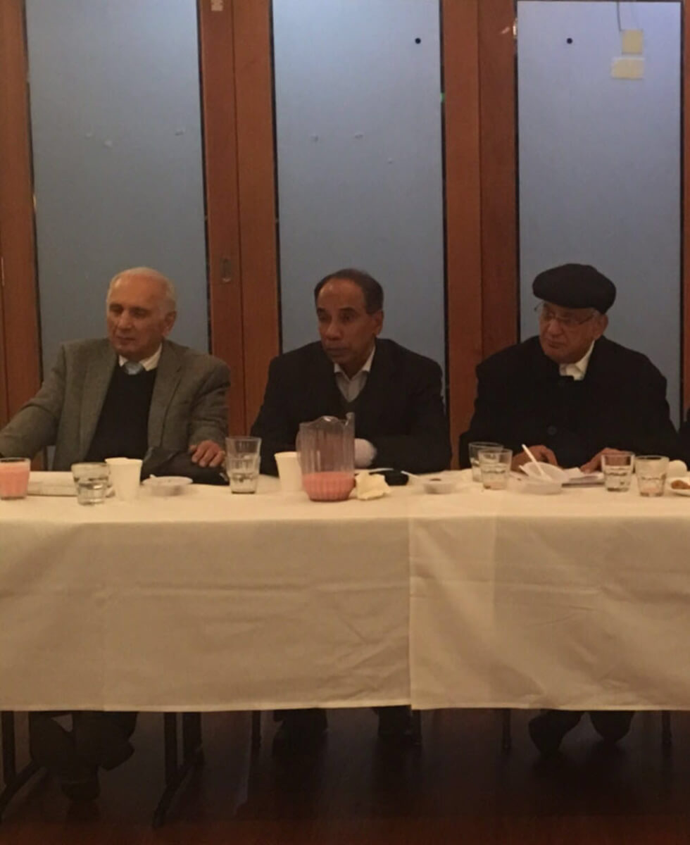 Peace Federation hold Panel Discussion over Iftar Dinner
