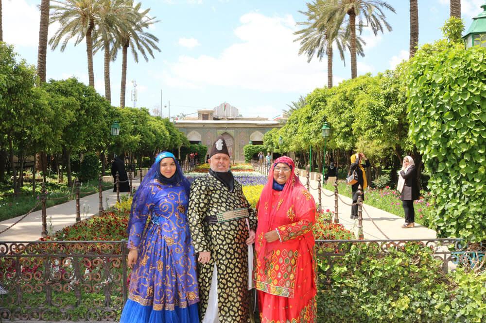 Shiraz, city of gardens and poetry