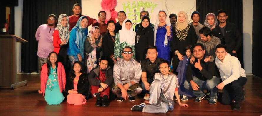 Malaysian style Eid celebration in Granville