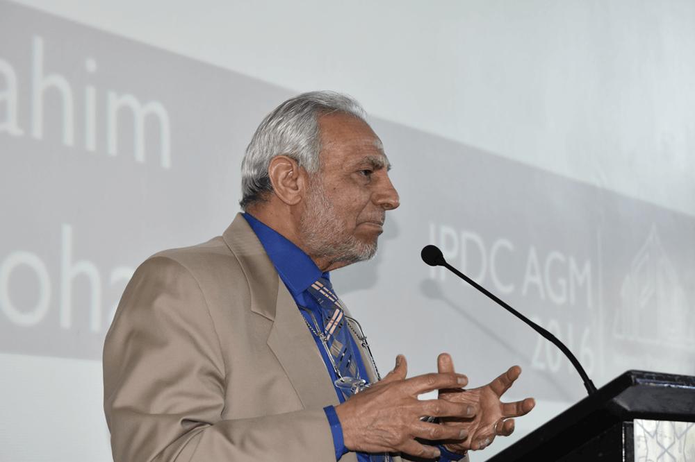 Dr Ibrahim Abu Mohamed