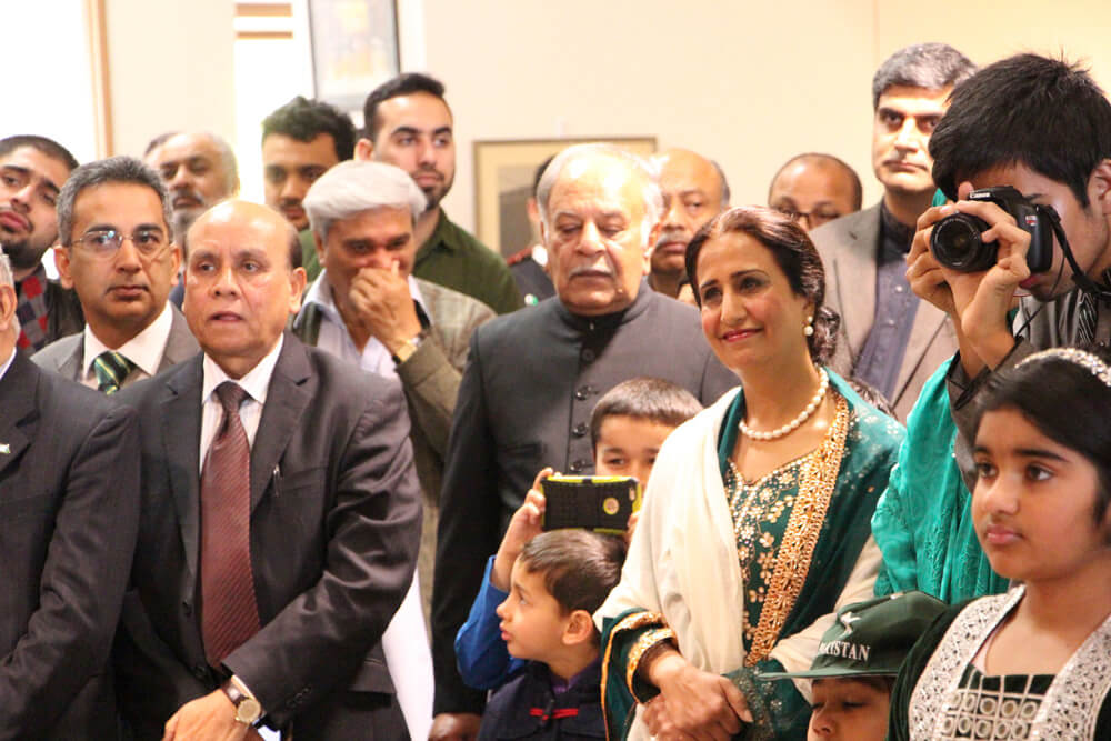 Pakistan Independence Day in Canberra
