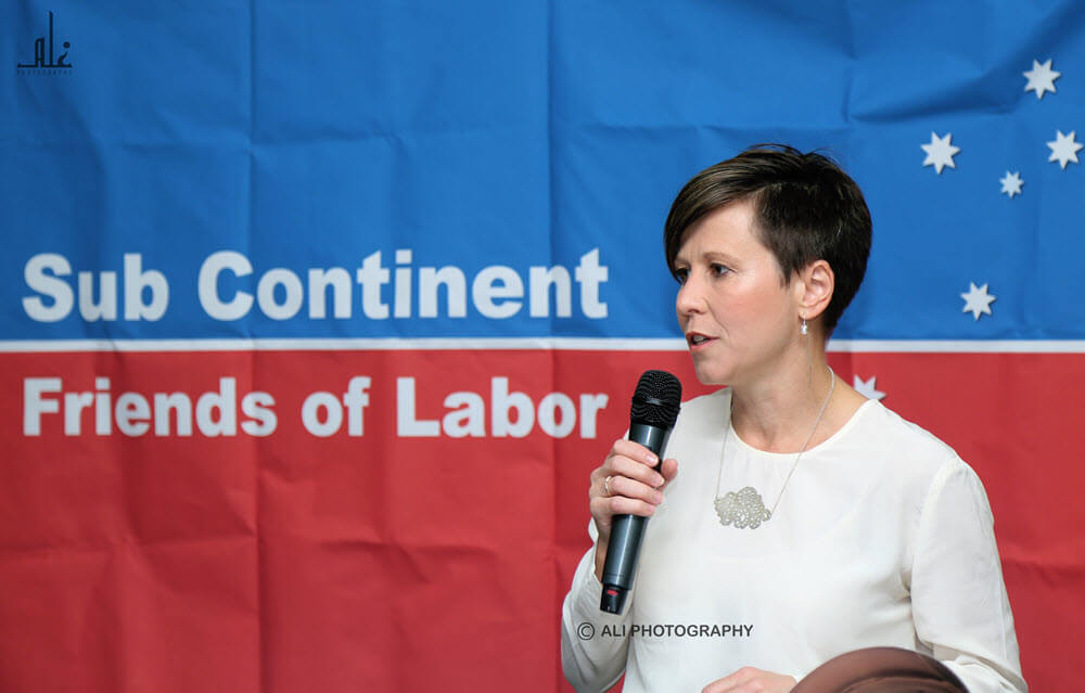 Divisive politics condemned at Labor Party Media Dinner