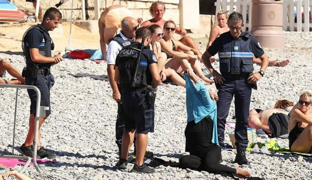 Islamophobia takes it's toll on French beaches