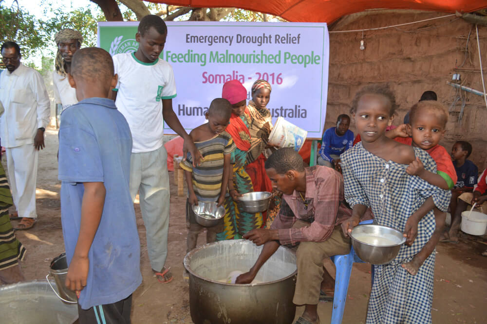 Qurbani for Faiza – reaching out to the poor