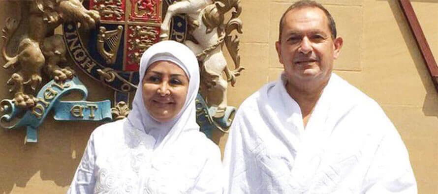 British Ambassador performs incident free Haj