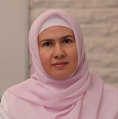 Dr Zuleyha Keskin