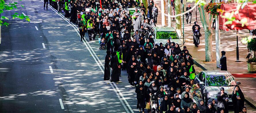Sydney marks 13th Ashura Walk