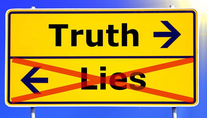 Honesty: the key to a healthy society