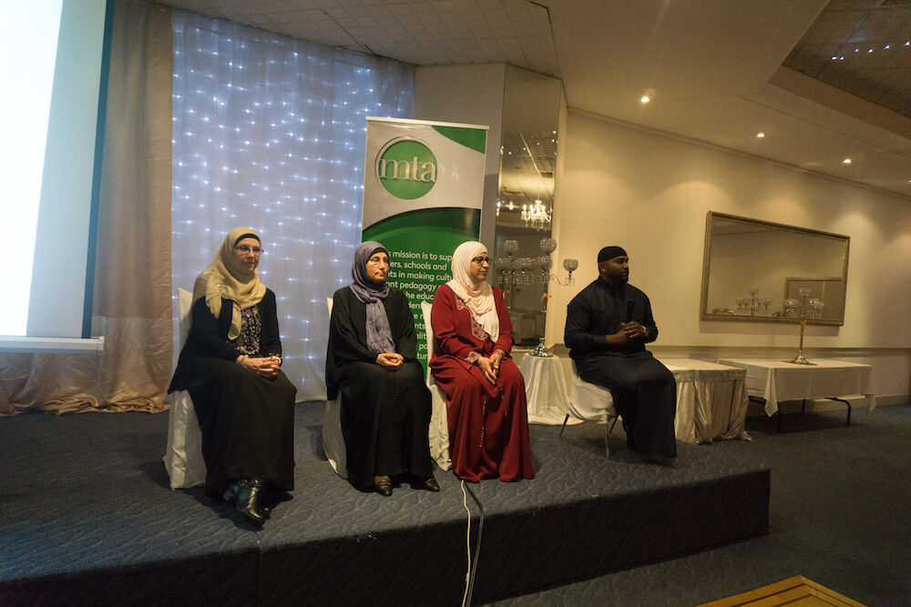 Muslim Teachers' Networking event a success