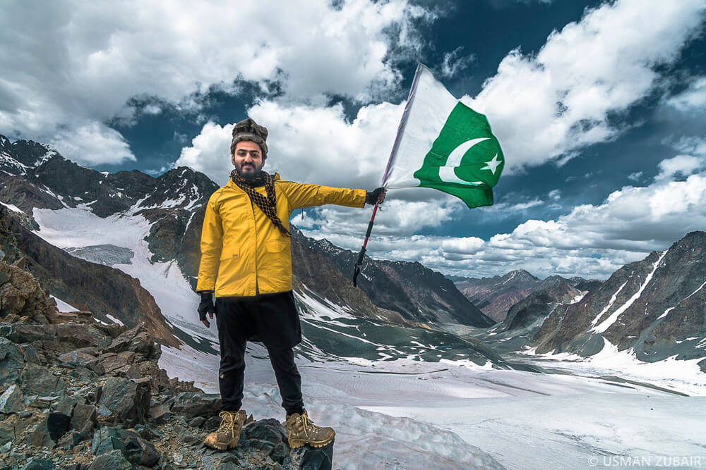 Hiking through Northern Pakistan, with Usman Zubair