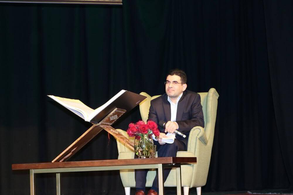 Dr Suleyman Sertkaya, lecturer at ISRA Melbourne.