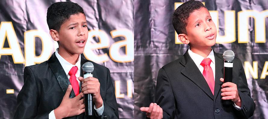 Orphans perform at HAIA 25th anniversary
