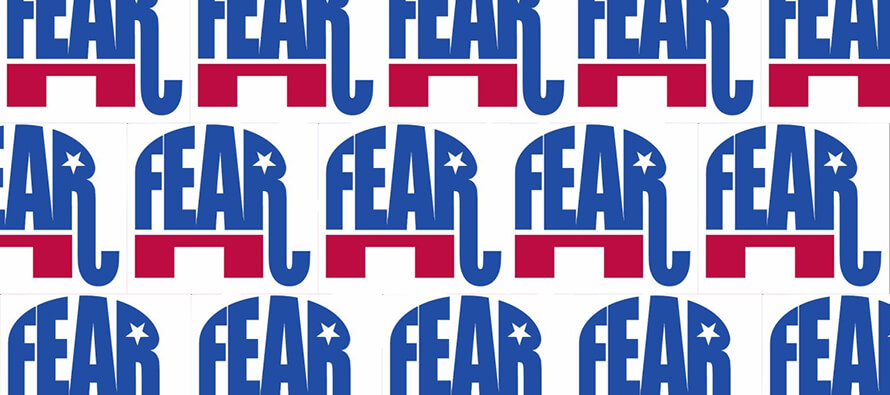 Fearmongering, a sure way to win elections