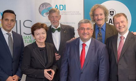 Launch of Chair in Islamic Studies and Intercultural Dialogue at Deakin University