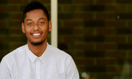 Abdullahi Alim: WA Young Australian of the Year 2017