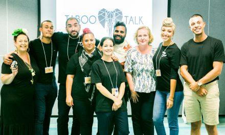 Taboo Talk launch at Google HQ