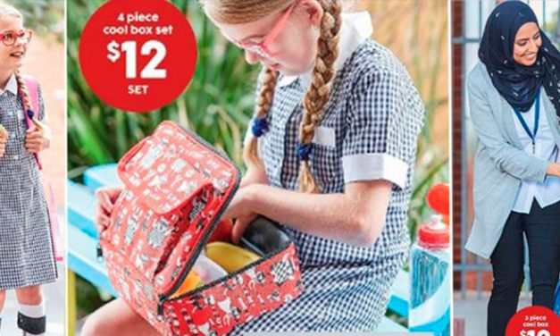 Advertising for Target and Kmart reflects the real and diverse Australia