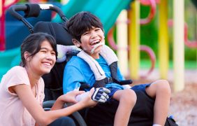 Care for the disabled and special needs children