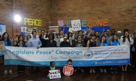 Peace Builders Forum held in Sydney