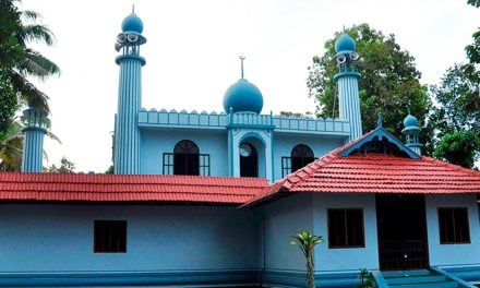 First Muslim and first Mosque in India