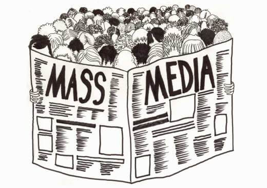 Muslims must engage with mass media
