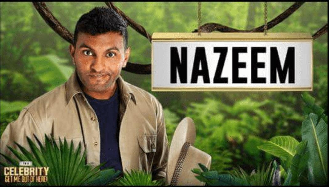 Nazeem heads into the Jungle starring in Reality Show