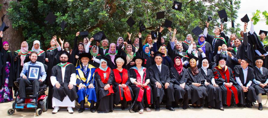 Female Islamic scholars excel at ISRA 2016