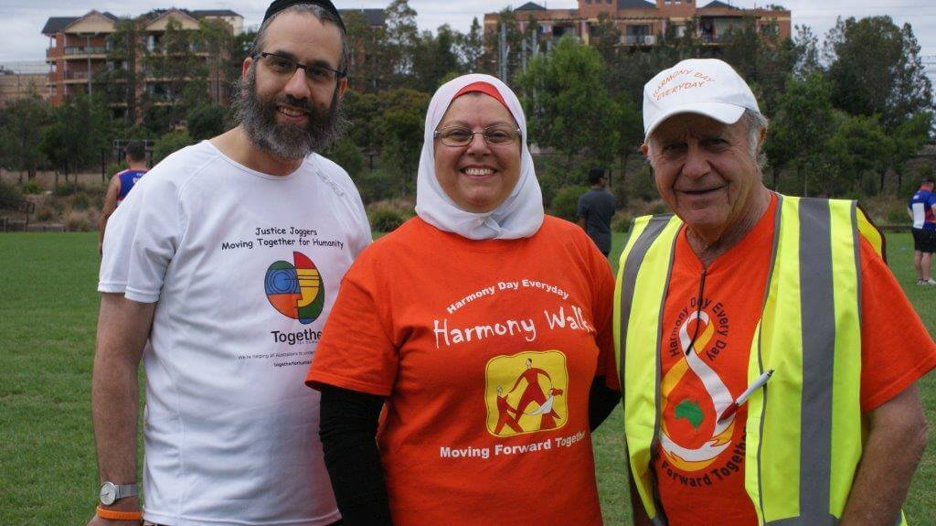 Harmony Walk Festival 2017 in Blacktown