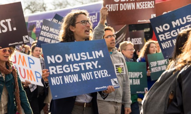 Muslim registry: an attack on Accessible America