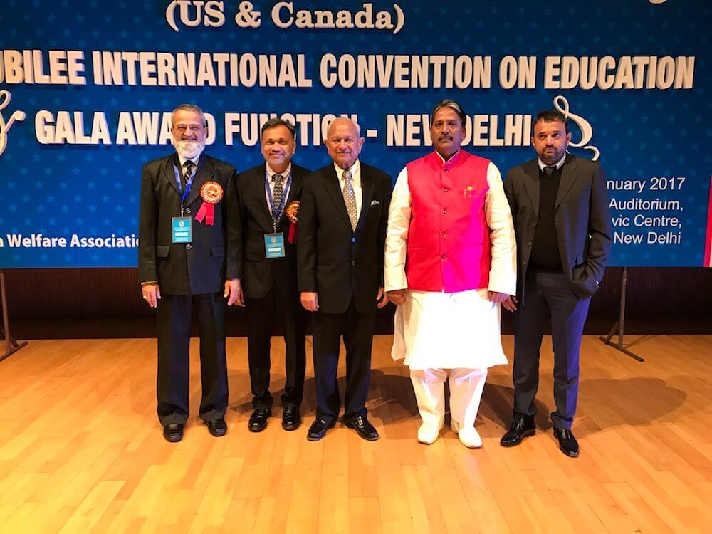 ICSOA Representatives attend AFMI Silver Jublee Convention
