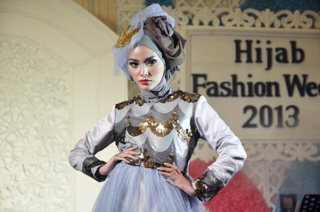 The Hijab is not a fashion statement