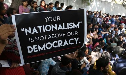 Intimidation at Indian Universities by nationalists