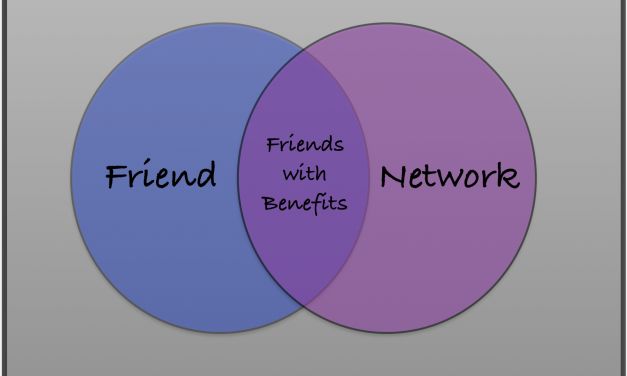 Friendships with Network Benefits