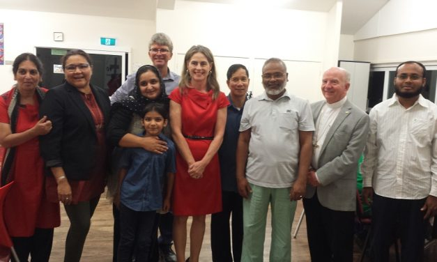 Toowoomba Church hosts dinner for Muslims