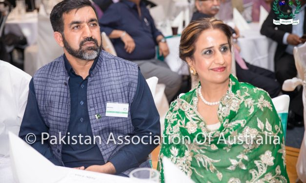 Pakistan Resolution Day celebrations in Sydney