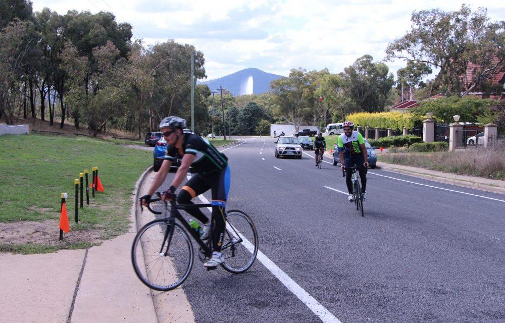 Sydney Muslims ride for Burma, Syria & Palestine