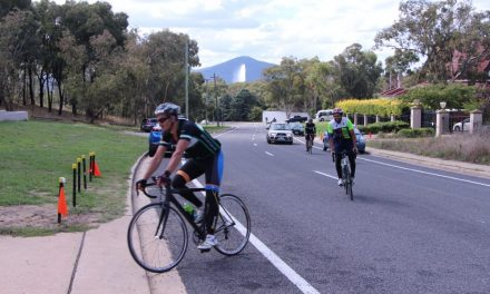 Sydney Muslims ride for Burma, Syria & Palestine
