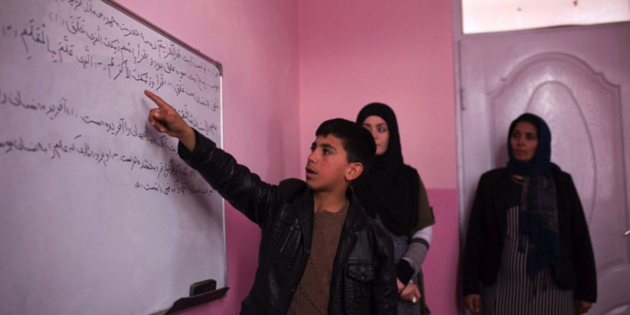 New School Year and Nawroz in Afghanistan