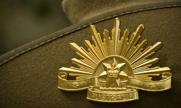 My proud ANZAC heritage