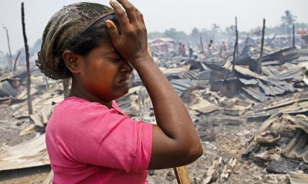 Rohingyas suffering genocide: Australia should act