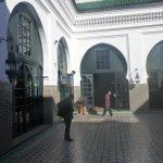 Grand Mosque, Tangier, Morocco.