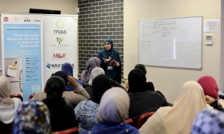 Pre-Ramadan workshop: Love Food, Hate Waste