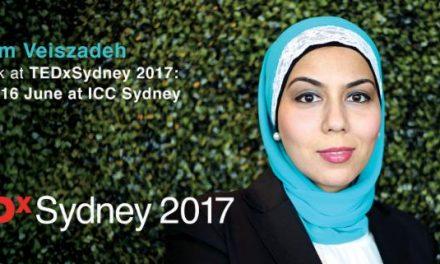 Mariam to speak at TEDxSydney