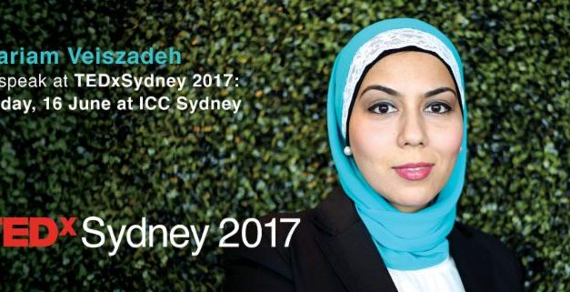 Mariam to speak at TEDxSydney