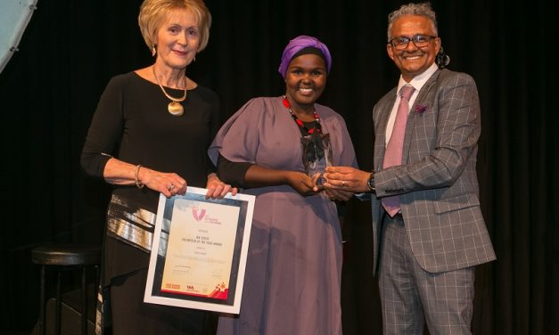 Sahra Abdi awarded Volunteer of the Year in WA