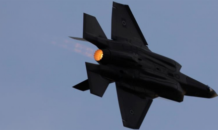 US ships advance F-35 stealth fighter jets to Israel