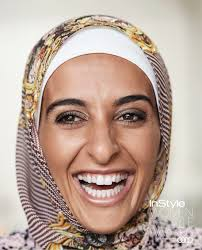 Amna Karra-Hassan: Instyle